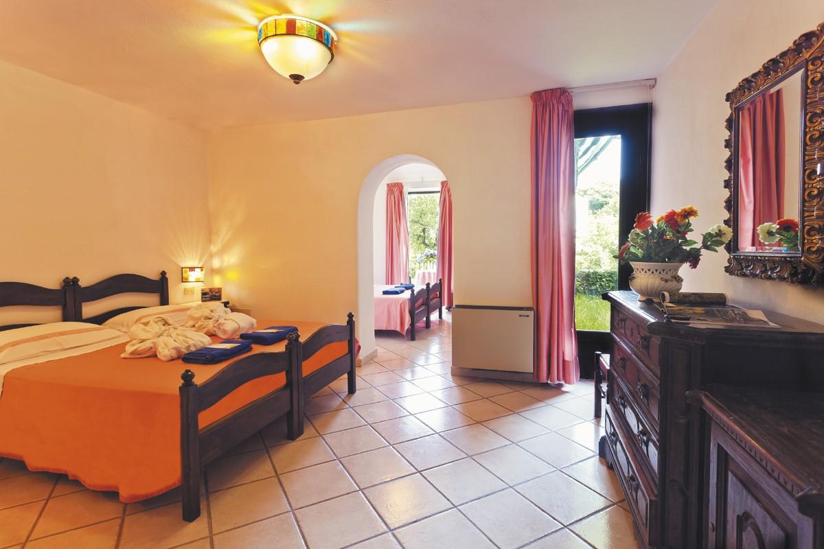Hotel Terme San Valentino Camera Family