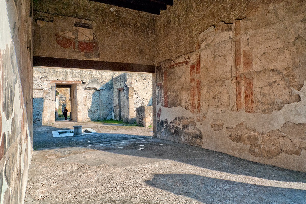 Hotel San Valentino Terme - Escursione ad Ercolano