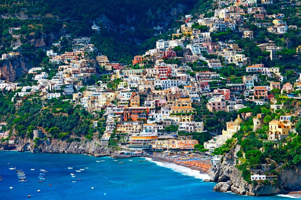 Escursione Ad Amalfi E Positano Hotel San Valentino