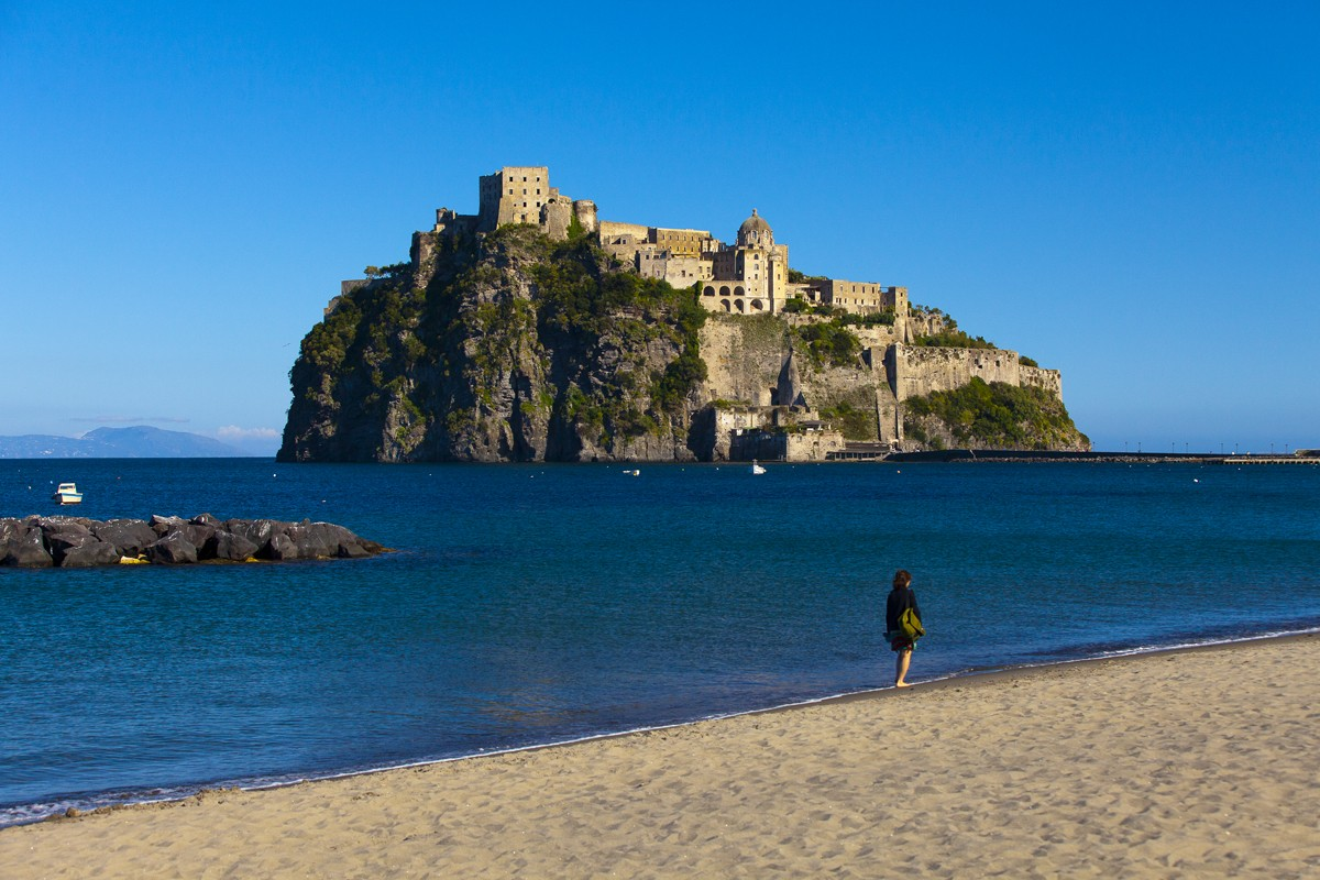 Ischia, Il Castello Aragonese
