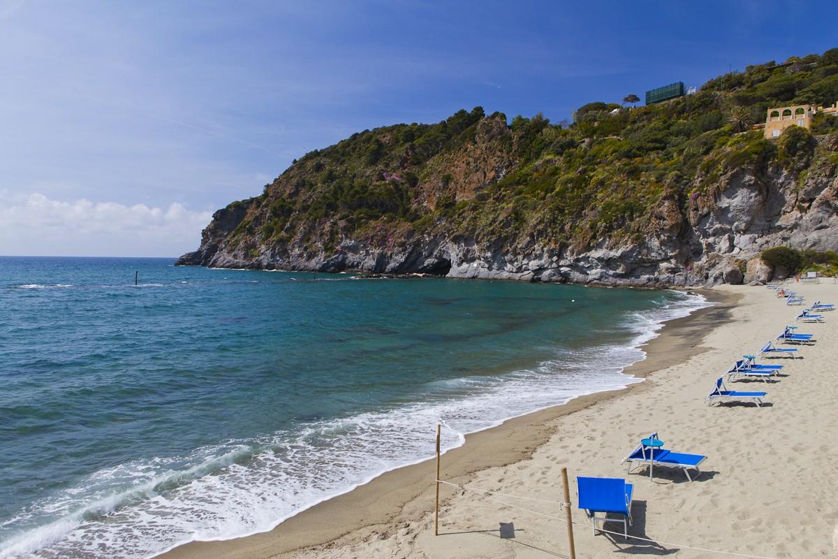 Spiaggia di San Francesco Forio