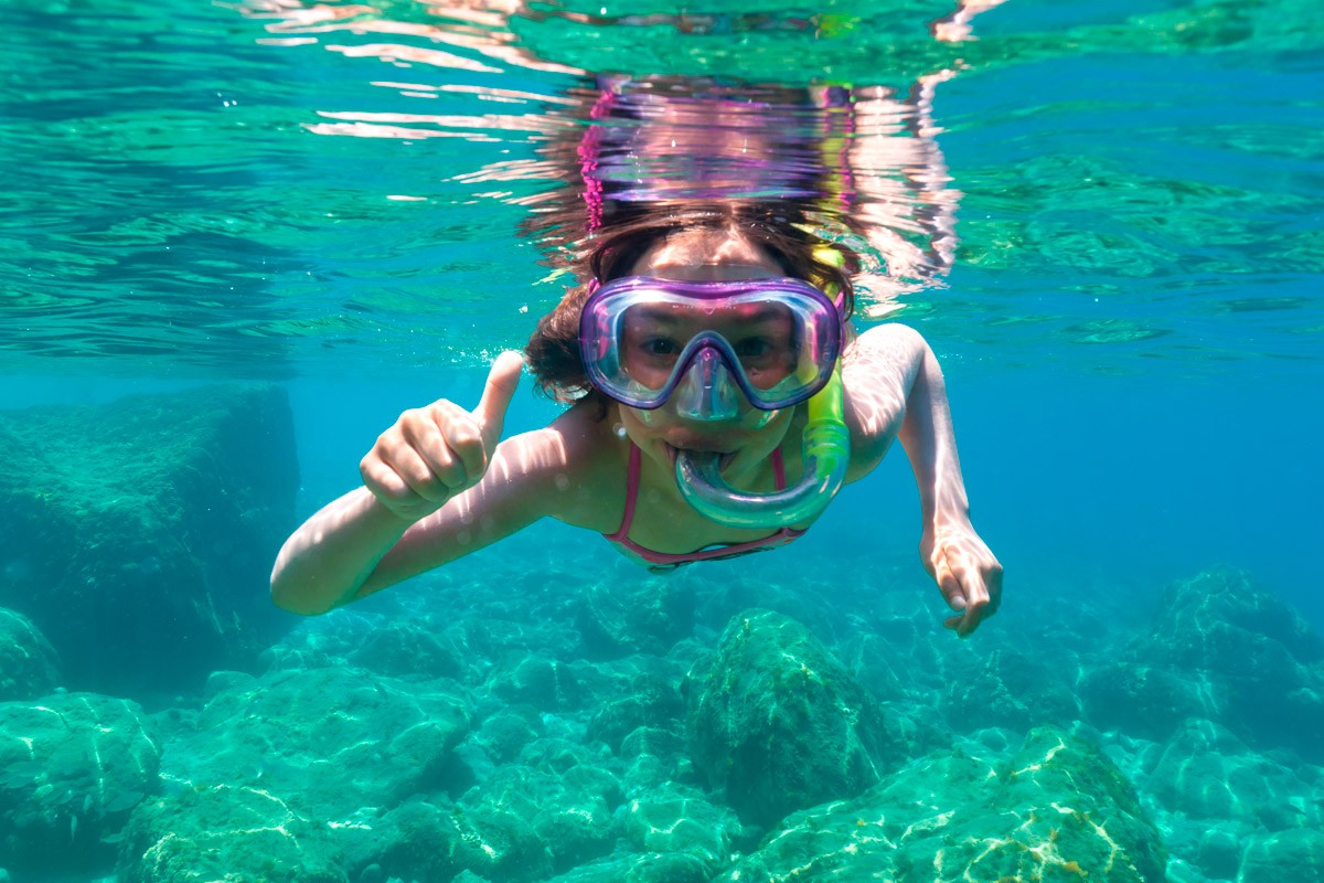 Hotel Terme San Valentino - Diving e snorkeling